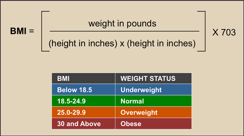 Body Mass Index Needs Three New Friends But It Only Gets One For Now